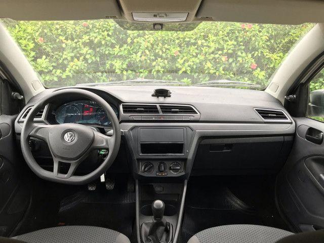 VW - Gol 1.0 2020 + veículo Zero Km (zero km mesmo) + IPVA GRÁTIS 2021 - Foto 8