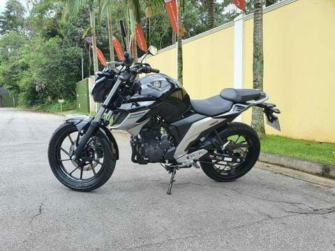 Yamaha fz25 fazer abs  - Foto 2