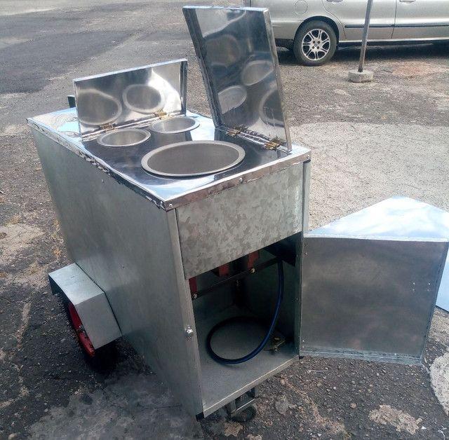 Carrinho de Hot Dog R$ 600 promoção - Foto 4