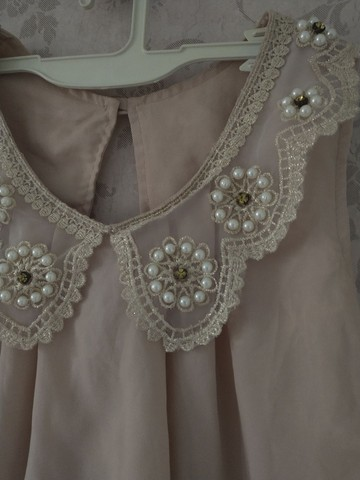 Blusa bege rosado  - Foto 2