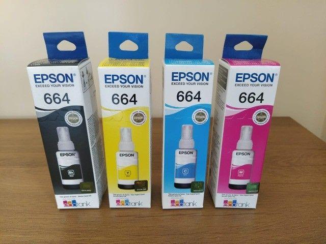 Tinta impressora Epson