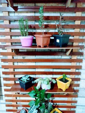 Painel suspenso em madeira Cumarú - Foto 2