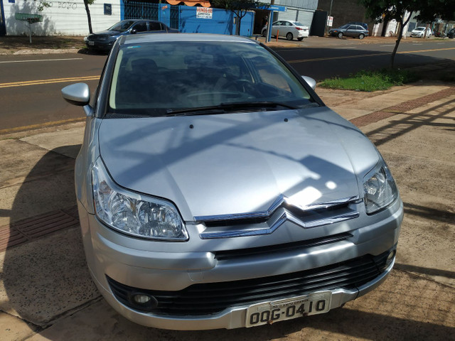 Citroen c4 glx 1.6 hatch 2012/2013 flex, cambio manual, completo financiamos