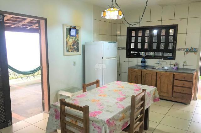 Casa à venda com 3 dormitórios em Balneário rainha do mar, Itapoá cod:155899 - Foto 8