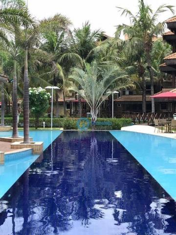 Apartamento com 4 dormitórios à venda, 176 m² por R$ 999.000 - Porto das Dunas - Aquiraz/C - Foto 18