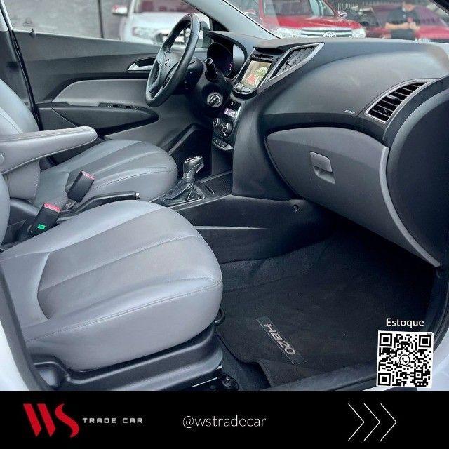 HB20s Premium 2017 1.6 flex. Câmbio Automático. Carro extra - Foto 7