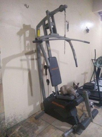 Estação de musculação - Foto 2