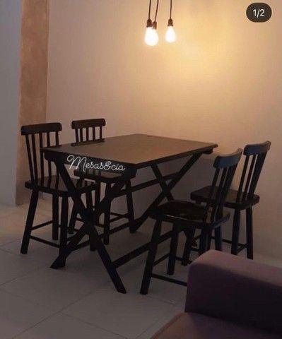 Mesa e cadeira para sua Loja - Foto 6