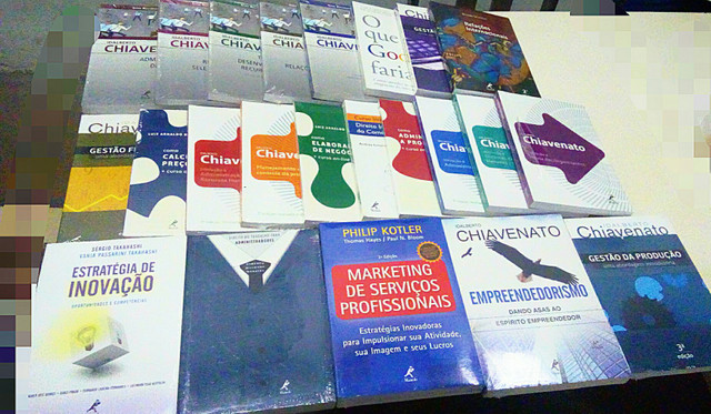 Troco por um notebook (Livros de administração e marketing profissional) - Foto 3