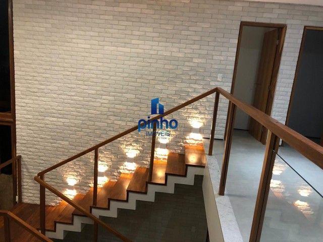 Casa Duplex para Venda em Mata de São João, PRAIA DO FORTE, 5 dormitórios, 5 suítes, 5 ban - Foto 16