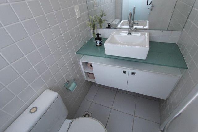 Apartamento jaqueira 3 quartos 2 suites 130m2 com 2 vagas, Recife-PE - Foto 11