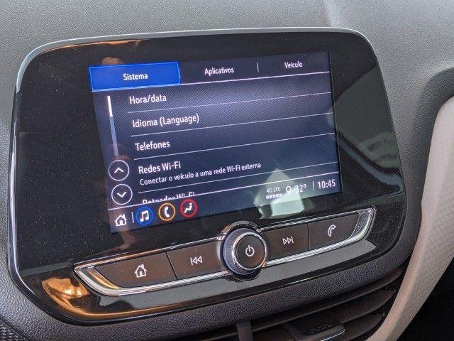 onix 1.0 turbo flex premier automatico. carro novo, lindo demais.   - Foto 13