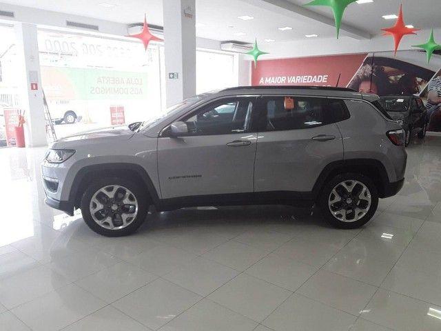 COMPASS 2019/2020 2.0 16V FLEX LONGITUDE AUTOMÁTICO - Foto 8