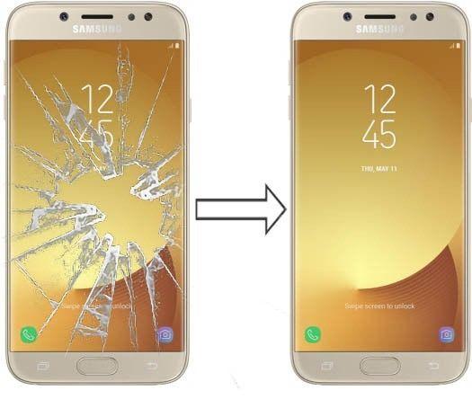 Vidro da Tela para Samsung J7 Pro J730 , Mantenha a Originalidade do seu Estimado Celular!