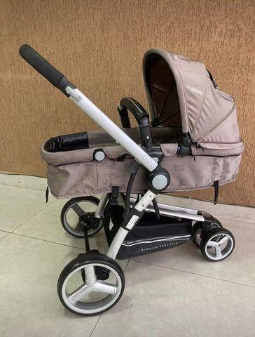 Carrinho + bebê conforto - Foto 2