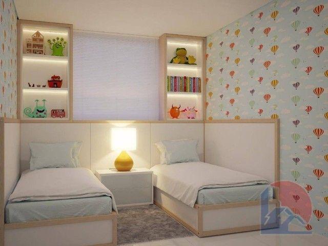 Apartamento à venda, 57 m² por R$ 221.900,00 - Bancários - João Pessoa/PB - Foto 19