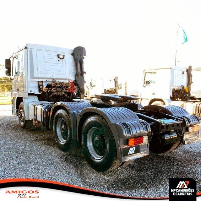 Cavalo Mecânico Mercedes-benz Actros 2646 6x4 2014 - Foto 17