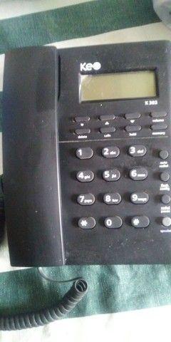 Telefone de mesa - Foto 2