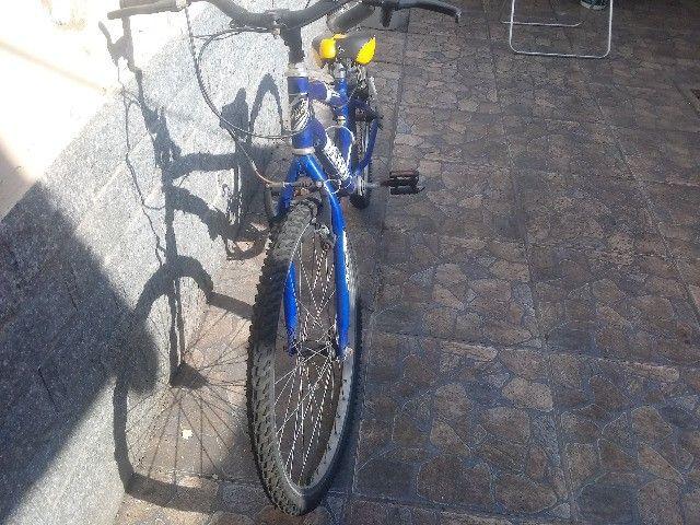 Bicicleta wendy aro 26 pouco uso - Foto 2