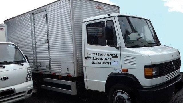 Transportes / mudanças todo BH região Brasil