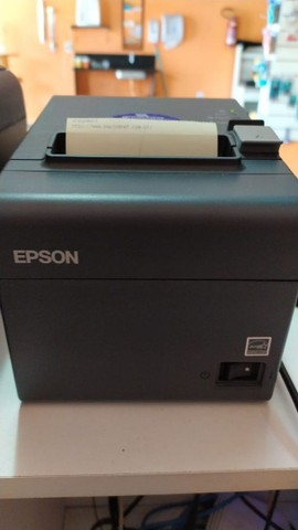 Impressora fiscal Epson - Foto 2