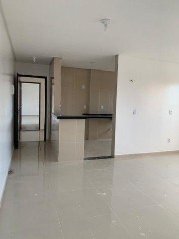 Apartamentos para locação vizinho a faculdade Leão Sampaio.  - Foto 4
