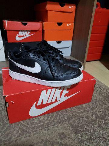 Tênis Nike Court Vision Low - tam. 39 - Foto 3