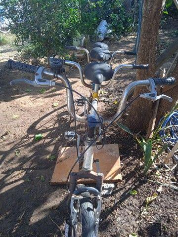 Bicicletas de duas e três pessoas a com dois lugares te bagagem - Foto 4