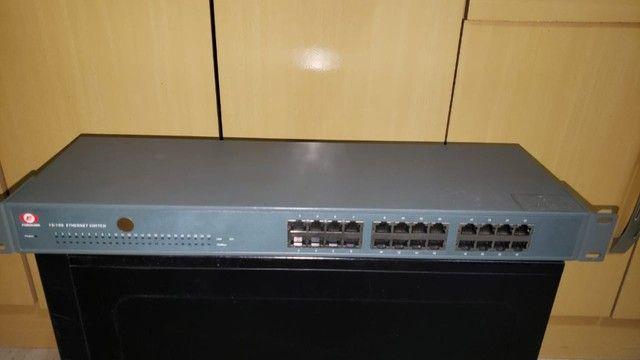 Switch Furukawa 24 Portas