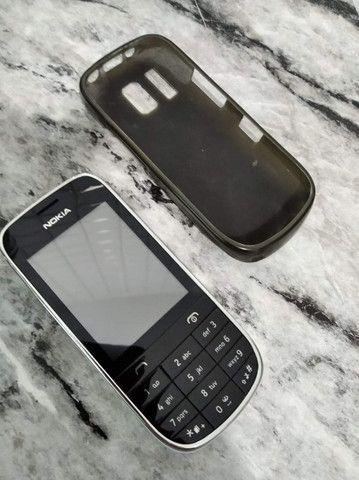 Celular Nokia Asha 202 - Dual Chip - Foto 3