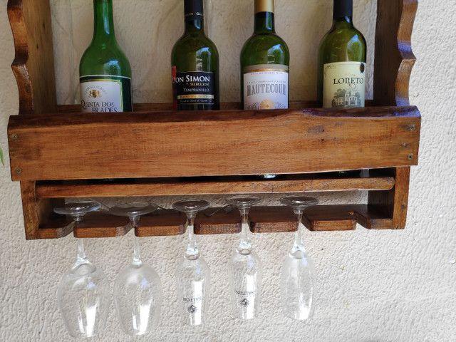 Adega bebida rústica - Foto 4