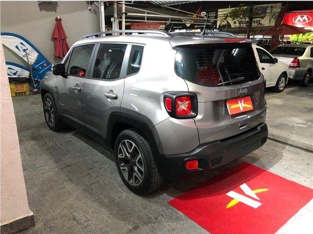 Jeep Renegade 2019 1.8 16v flex longitude 4p automático - Foto 7