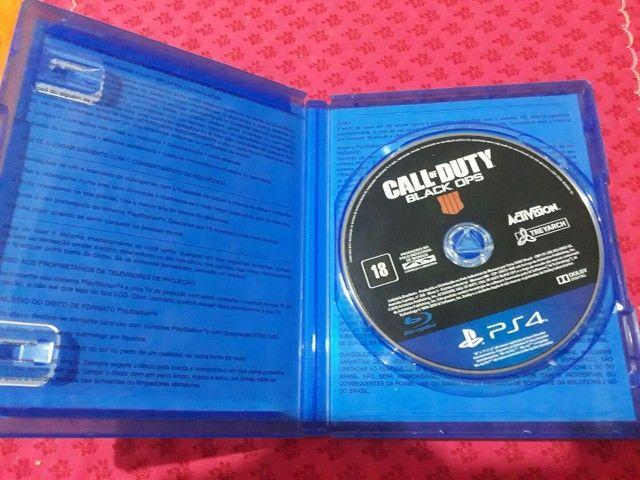 Call of Duty Black ops 3 PS4 novíssimo!! - Foto 2