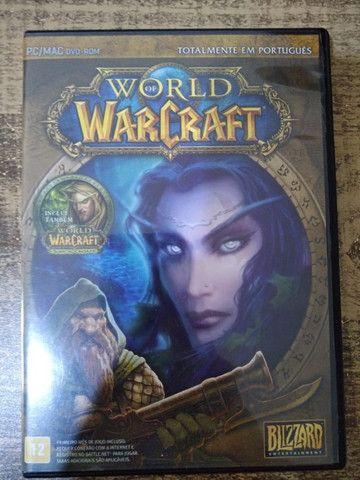 Jogo pc -DVD duplo - World of Warcraft - Foto 4