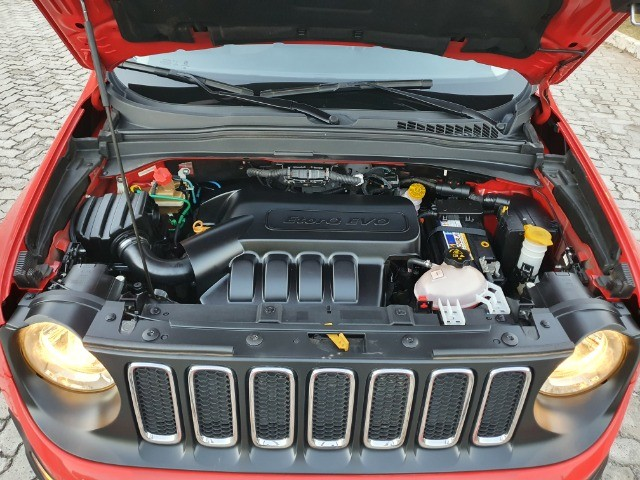 Jeep / Renegade Longitude 1.8 4x2 Automático Flex - Foto 8