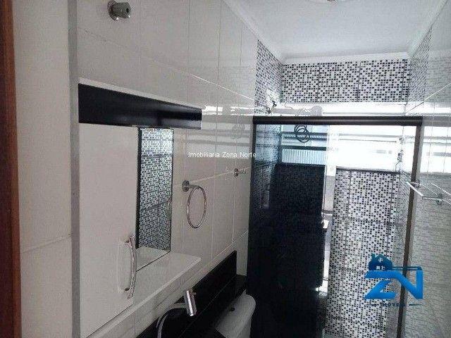 Apartamento com 2 dormitórios à venda, ótimo acabamento, reversível p/ 3 quartos68 m² por  - Foto 13