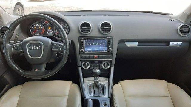 Audi A3 2.0 Tfsi Completo Automático 2011 Entrada + parcelas de R$899,96  - Foto 5