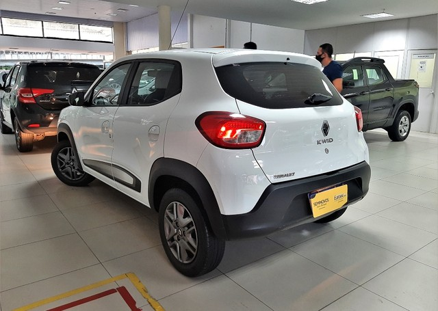 Renault Kwid Intense 1.0 Mt Flex - Foto 6