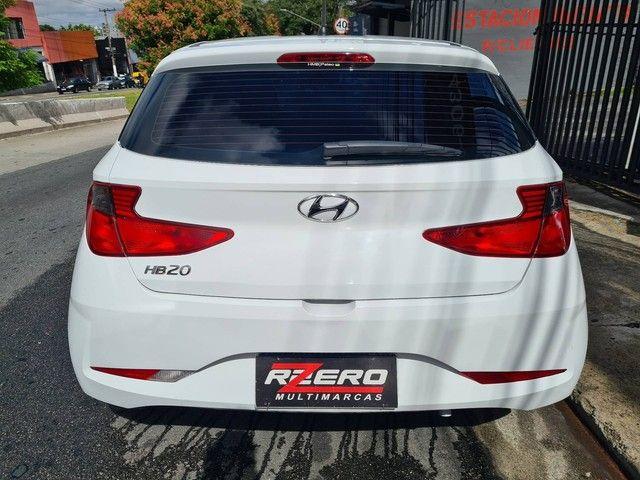 Hyundai Hb20 Hatch 2020 Sense Completo 1.0 Flex Revisado Novo  - Foto 4