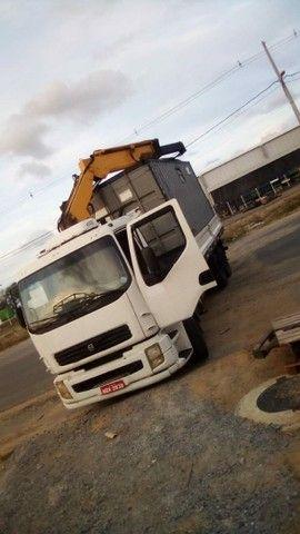 Caminhão munck de 20 ton Masal