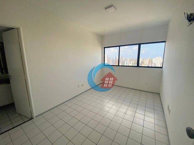 Apartamento com 4 quartos para alugar, 210 m² por R$ 6.500/mês - Casa Forte - Recife/PE - Foto 15