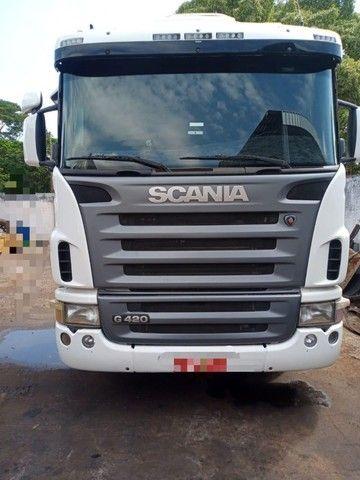 Scania G 420 - Parcelado