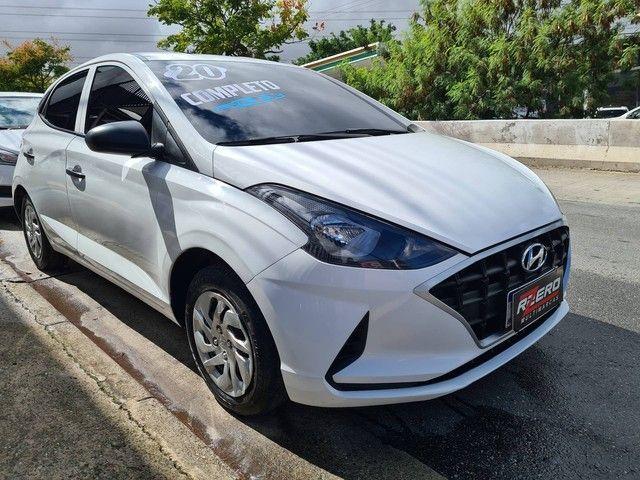 Hyundai Hb20 Hatch 2020 Sense Completo 1.0 Flex Revisado Novo