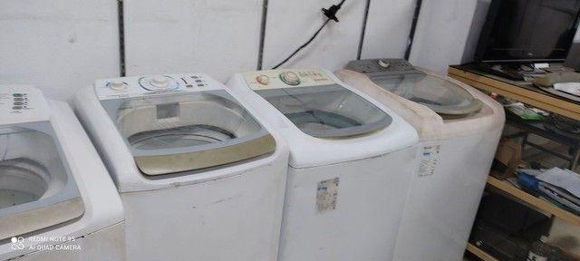 Maquina de lavar REVISADA tudo ok 3 meses de garantia  ( Entrego ) - Foto 3