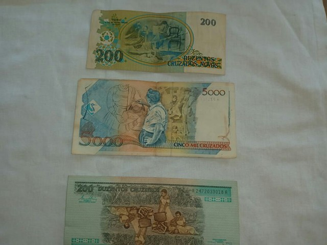 Vendo notas antigas e moedas  - Foto 5