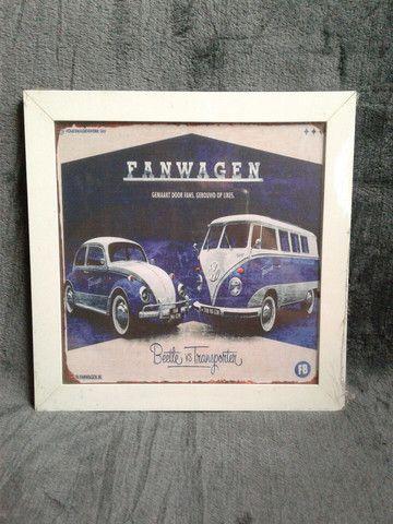 Quadro Retrô Volkswagen  - Foto 2