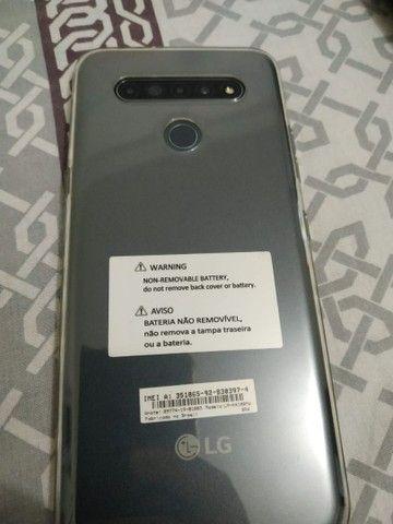 Vendo celular novo. Lg 41S 32G. 4.000mAh - Foto 3