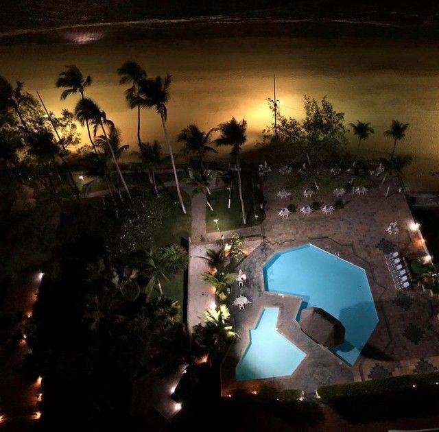 Aluga-se apartamento na beira mar piedade golden beach - Foto 2