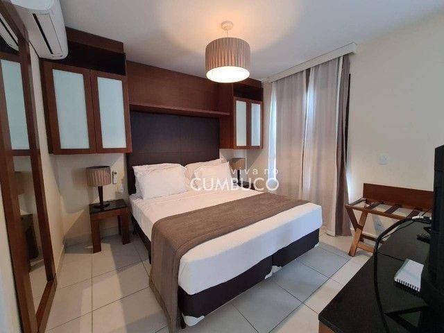 Apartamento com 1 dormitório para alugar, 39 m² por R$ 2.800/mês - Cumbuco - Caucaia/CE - Foto 7