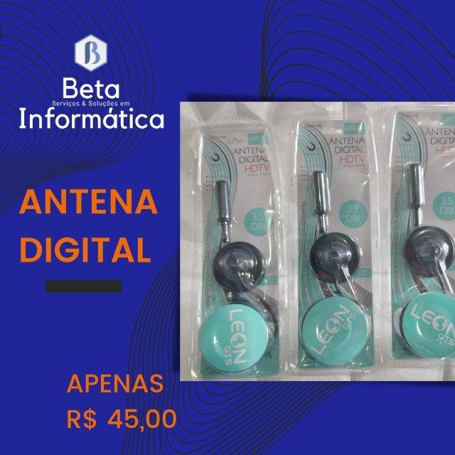 Antena Digital - 5 metros